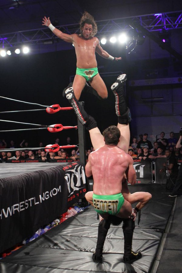 The Kingdom vs reDRagon