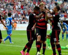 Video: Bayer Leverkusen vs Hoffenheim