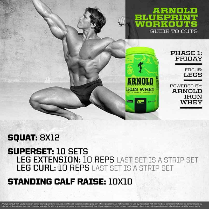 Arnold leg workout muscle pharm yourviewsite musclepharm on twitter mp workout of the day arnold malvernweather Gallery