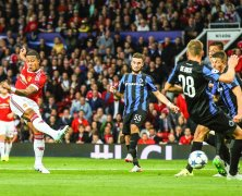 Video: Manchester United vs Club Brugge