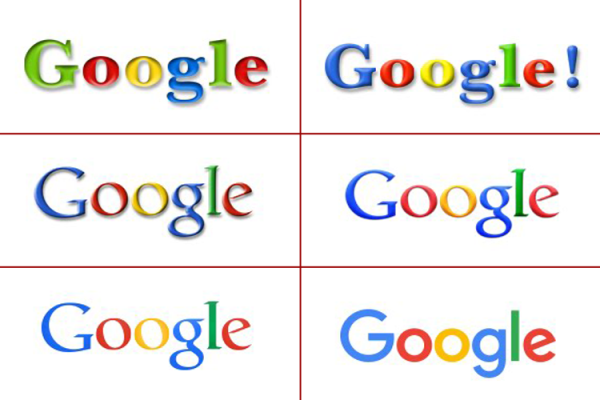 logo update - google evolution