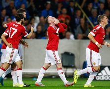 Video: Club Brugge vs Manchester United