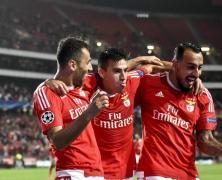 Video: Benfica vs Astana