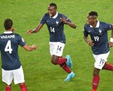 Video: Pháp vs Serbia