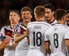 Video: Scotland vs Đức