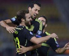 Video: FYR Macedonia vs Tây Ban Nha