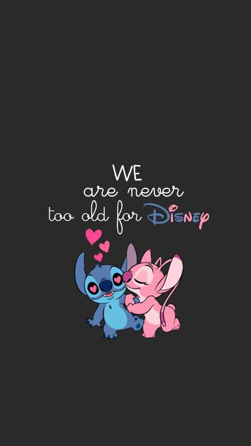 Lock Screen Stitch Wallpaper Hd Iphone Image Result Of