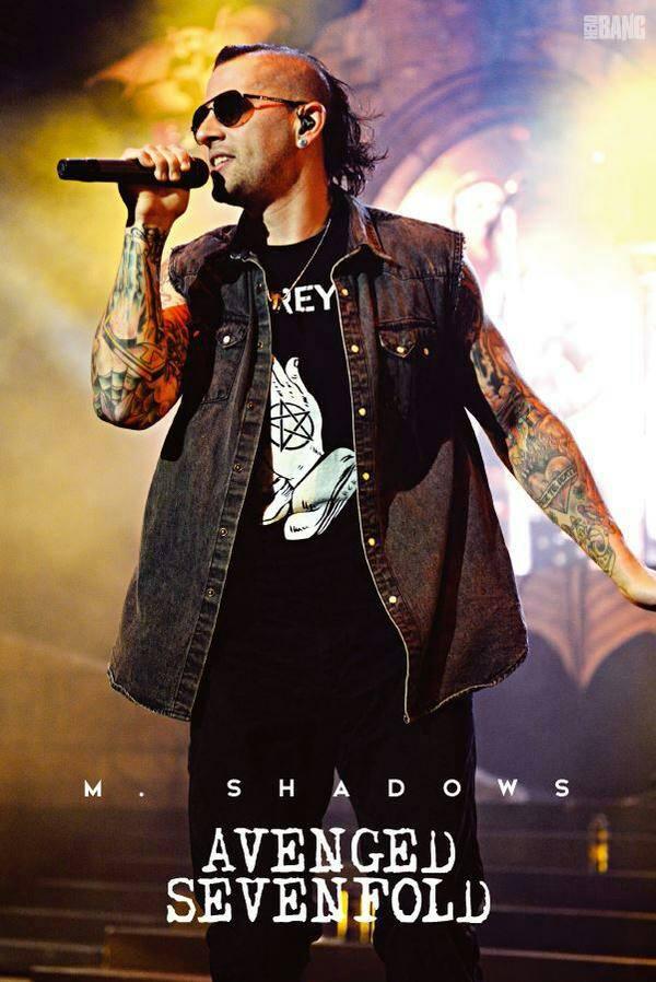 poster Matt headbang