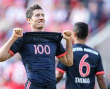 Video: Mainz 05 vs Bayern Munich