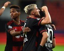 Video: Bayer Leverkusen vs BATE