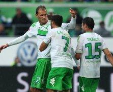 Video: Wolfsburg vs Hertha BSC