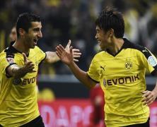 Video: Borussia Dortmund vs Bayer Leverkusen