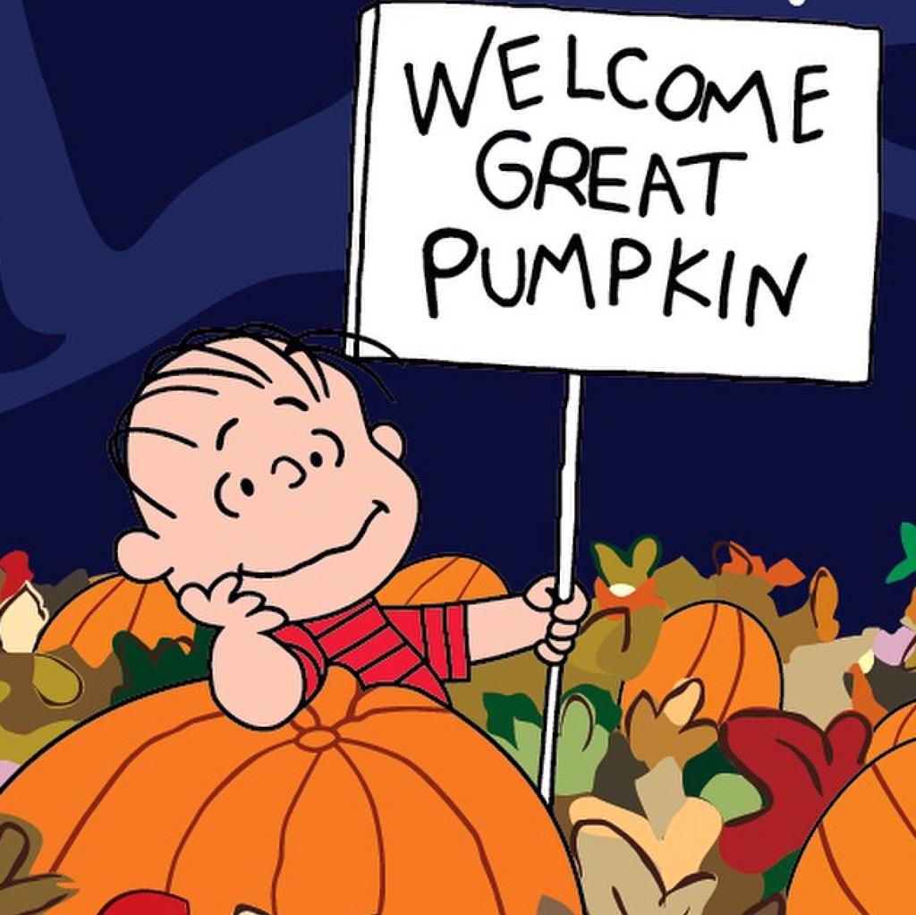 Peanuts On Twitter It S The Great Pumpkin Charlie