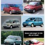 I Mjette Sur Twitter Der Fiat Multipla Das Hasslichste Auto Das Es Gibt Timtimolia Https T Co Wnjwunjwfu