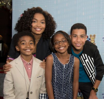 Image result for black ish kids
