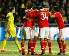 Video: Astana vs Benfica