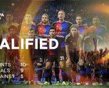 Video: Basel vs Fiorentina