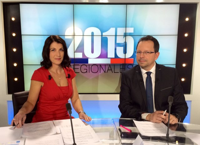 Lections Marine Demazure Et Christophe Carin En Direct