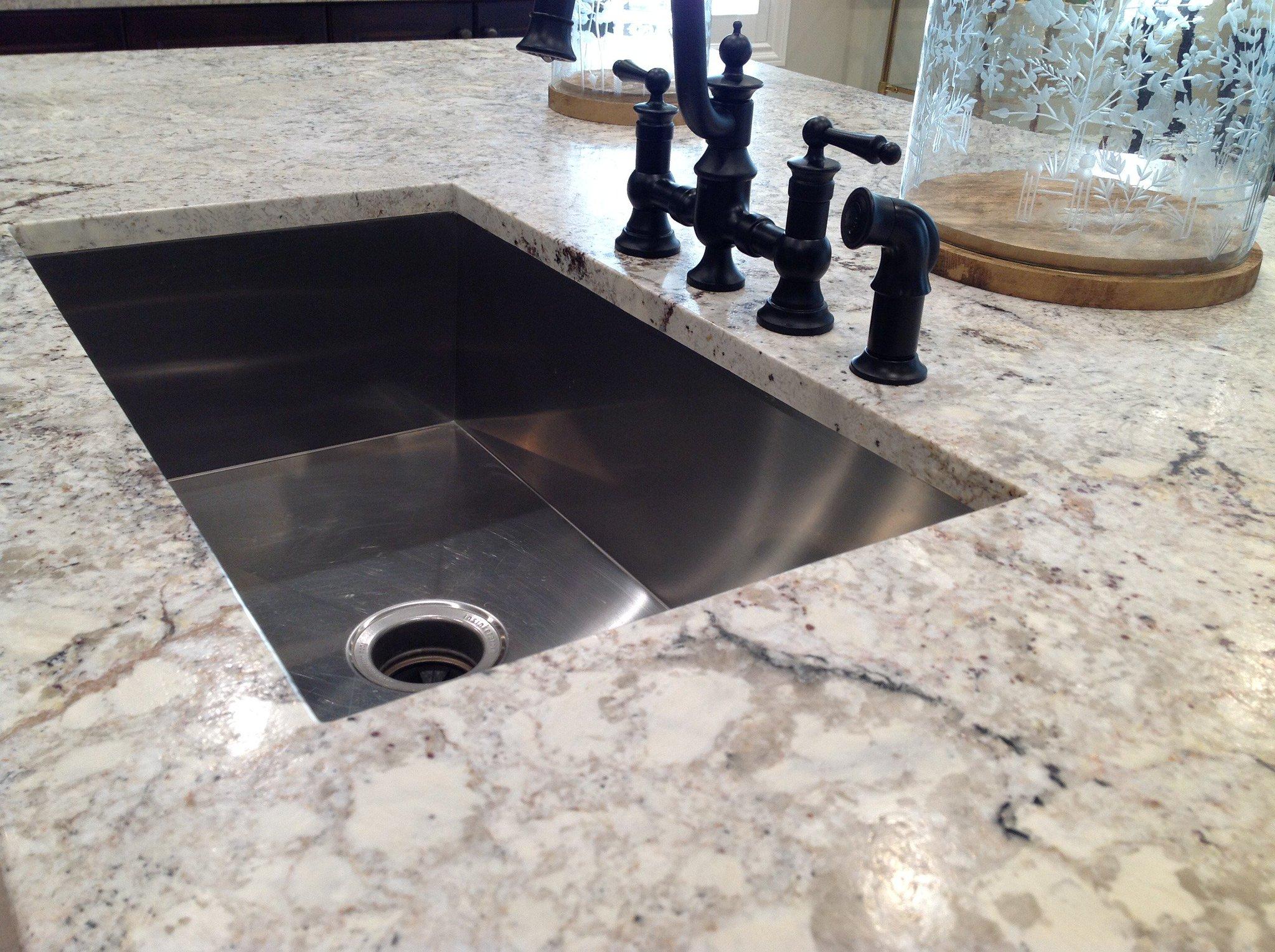 white springs satin finish granite