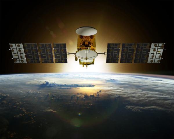 SES-9 Satellite