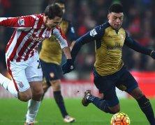 Video: Stoke City vs Arsenal