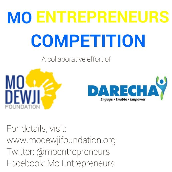 APPLY FOR THE MO ENTREPRENEURS COMPETITION 2016