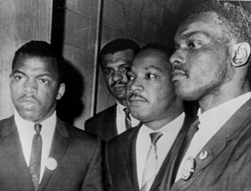 Image result for john lewis martin luther king