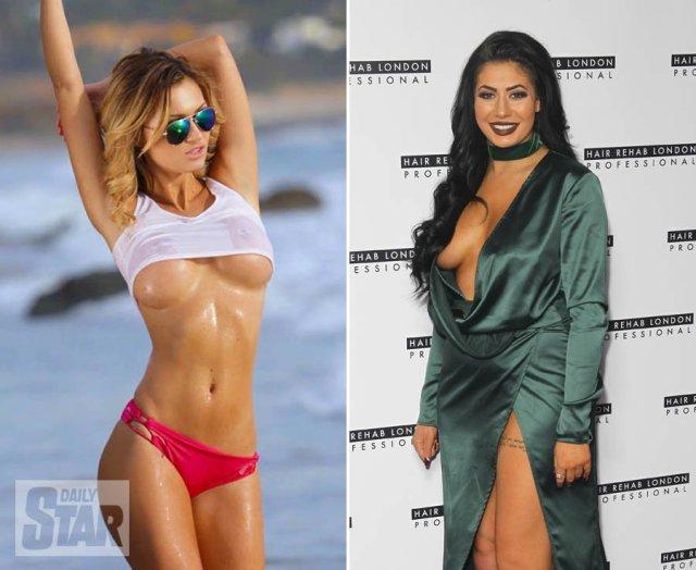 The Best Nipple Slips Sideboobs And Underboobs In The Biz