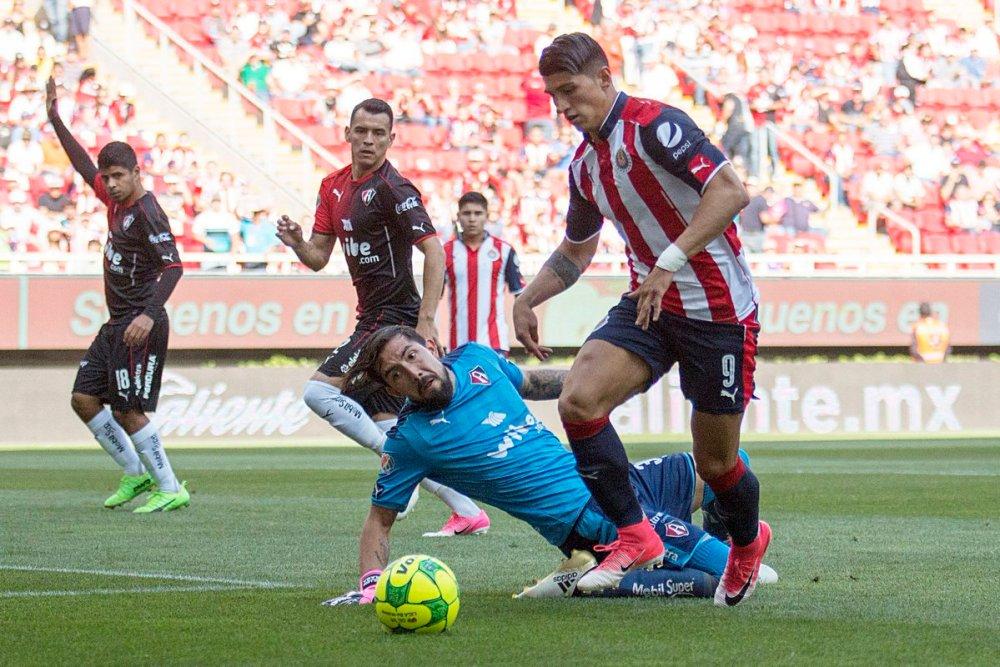 Chivas vs Atlas partido de vuelta 2017
