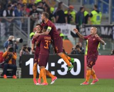 Video: AS Roma vs Juventus