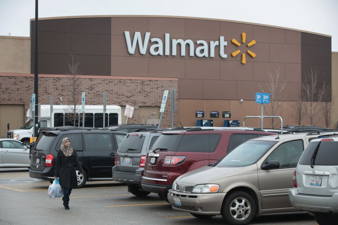 Walmart wants to put sensors on everything so it can automatically order you stuff