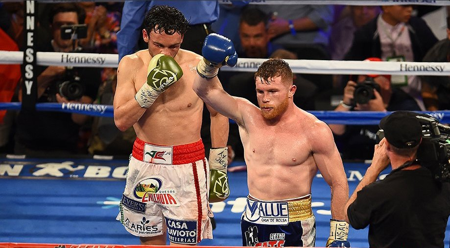 Canelo vs Chávez Jr 2017