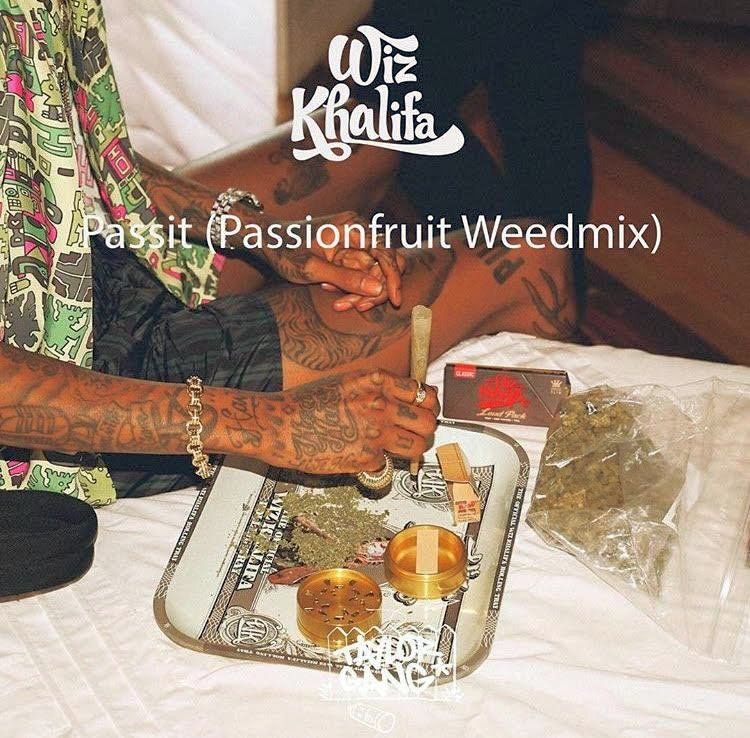 Wiz Khalifa - Passit (Passion Fruit Weedmix) Lyrics 2