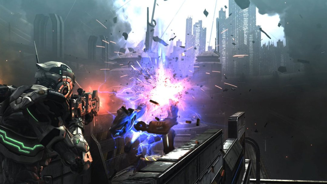 SEGA Announced Vanquish For PC