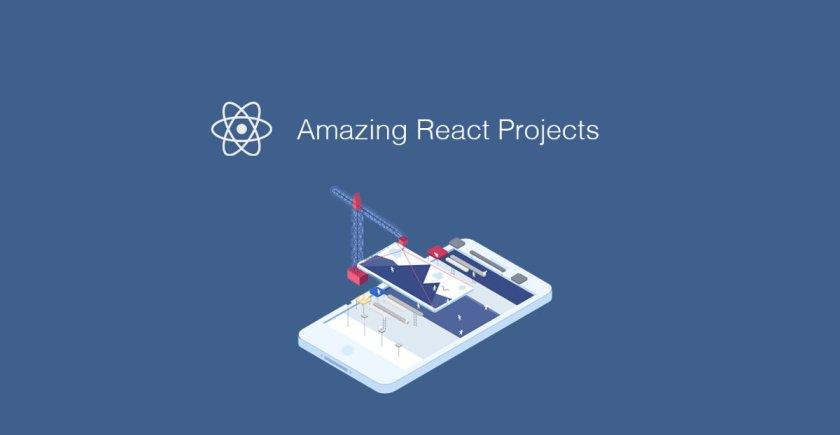 22 Amazing open source React projects    #ReactJS #ReactNative #opensource  by @Mybridge