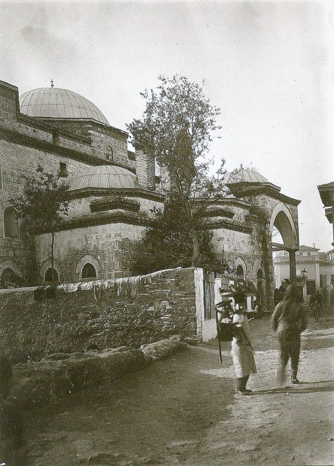 """Tevârih-i Selânik on Twitter: """"Aristotelis Zachos'un fotoğrafını çektiği  bir başka Osmanlı eseri.Yeni Hamam veya diğer adıyla Hüsrev Kethüda  Hamamı.Çift kubbeli bir yapı.… https://t.co/MzGL5fK9zA"""""""