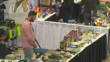First cannabis convention show works to dispel fears, answer questions: