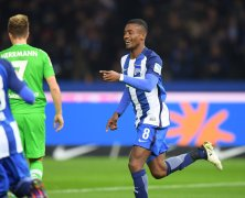 Video: Darmstadt 98 vs Hertha BSC