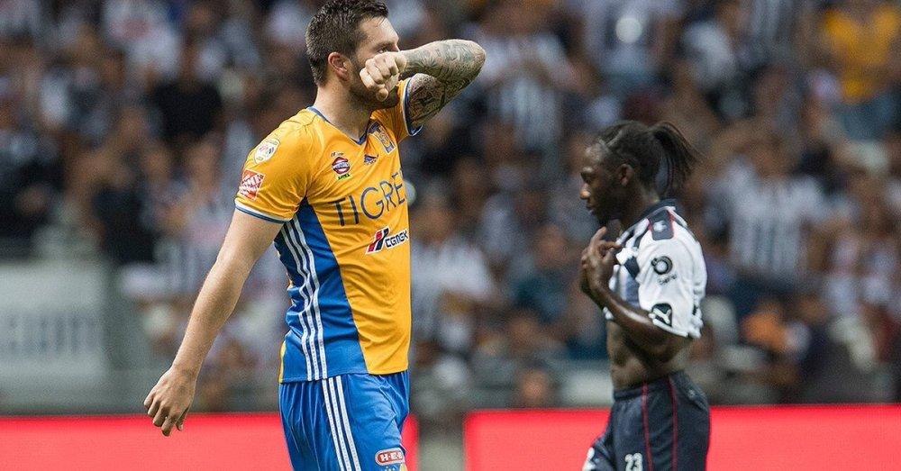 Goles de Tigres vs Monterrey