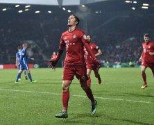 Video: Bochum vs Bayern Munich