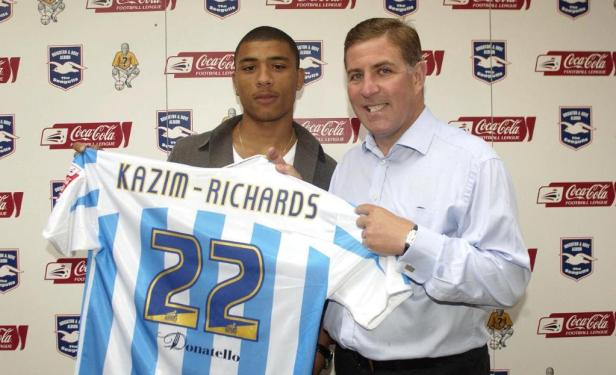 Mark McGhee backs Coca Cola kid Colin Kazim-Richards to add fizz to Celtic    Scottish Sun Sport   Scoopnest