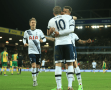 Video: Norwich City vs Tottenham Hotspur