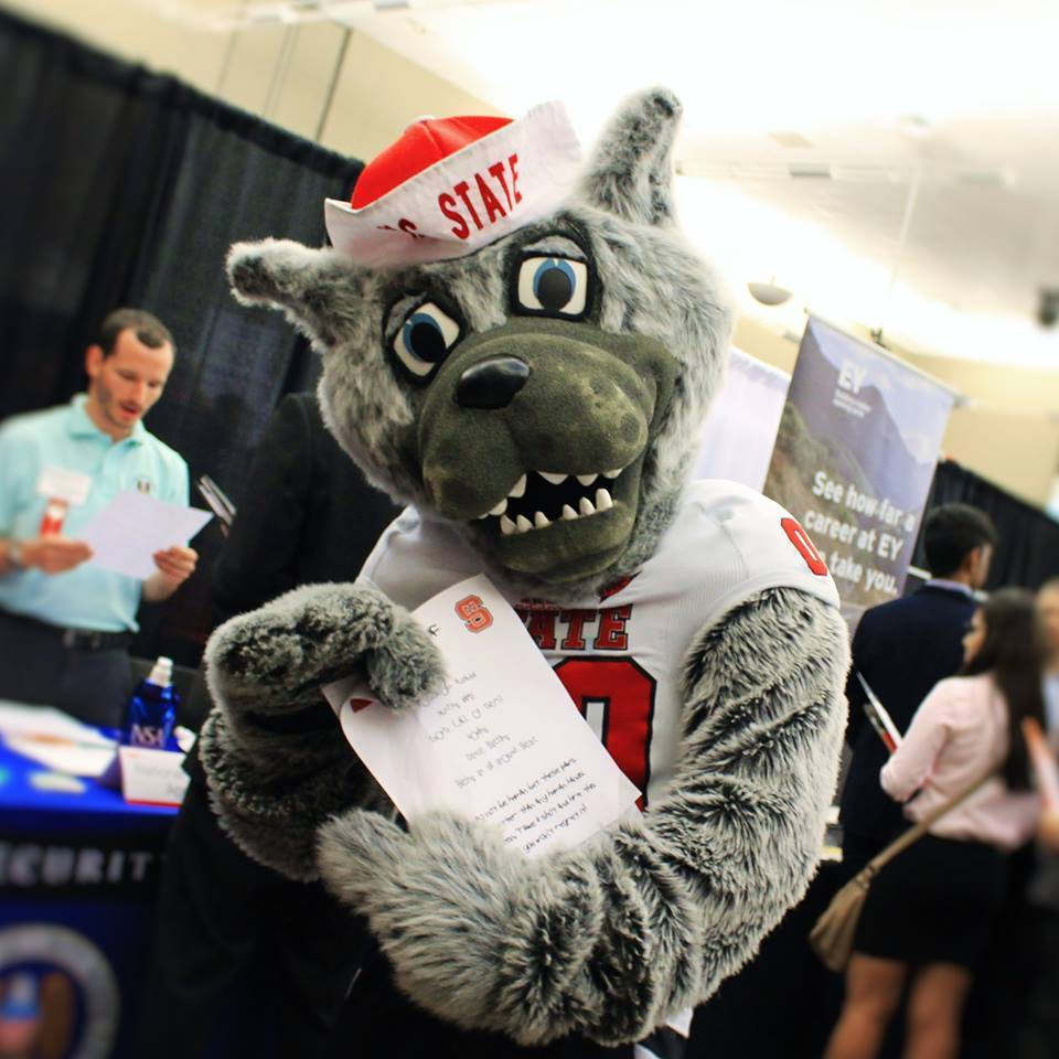 nc state engineering on twitter quot dress for success with resume in