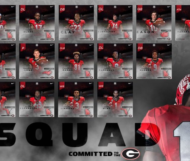 Coach Kirby Smart On Twitter Great Day To Be A Dawg Whos Next Squad16 Https T Co Plqek6allr