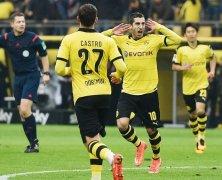 Video: Borussia Dortmund vs Hannover 96