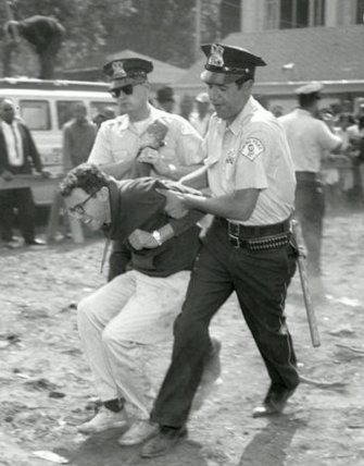 Image result for bernie sanders arrested
