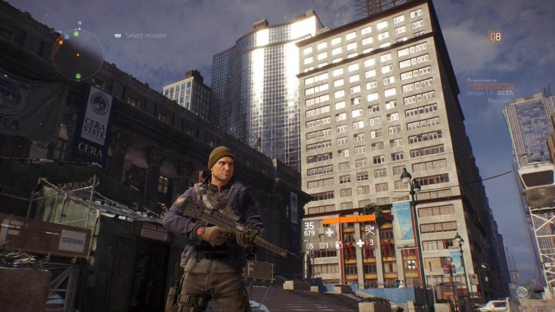 Tom Clancy's The Division Launch Trailer 2