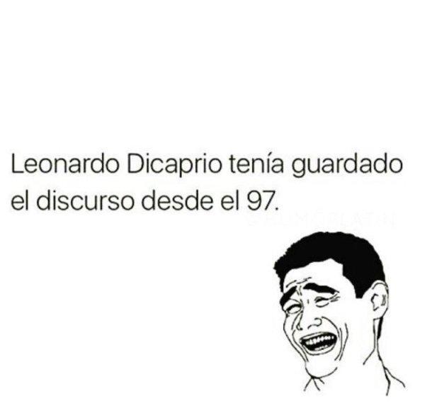 Memes de Leonardo DiCaprio