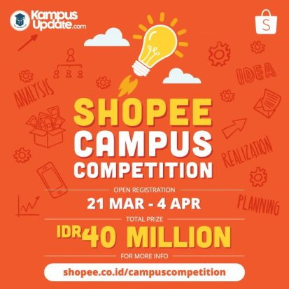 Shopee Campus Competition