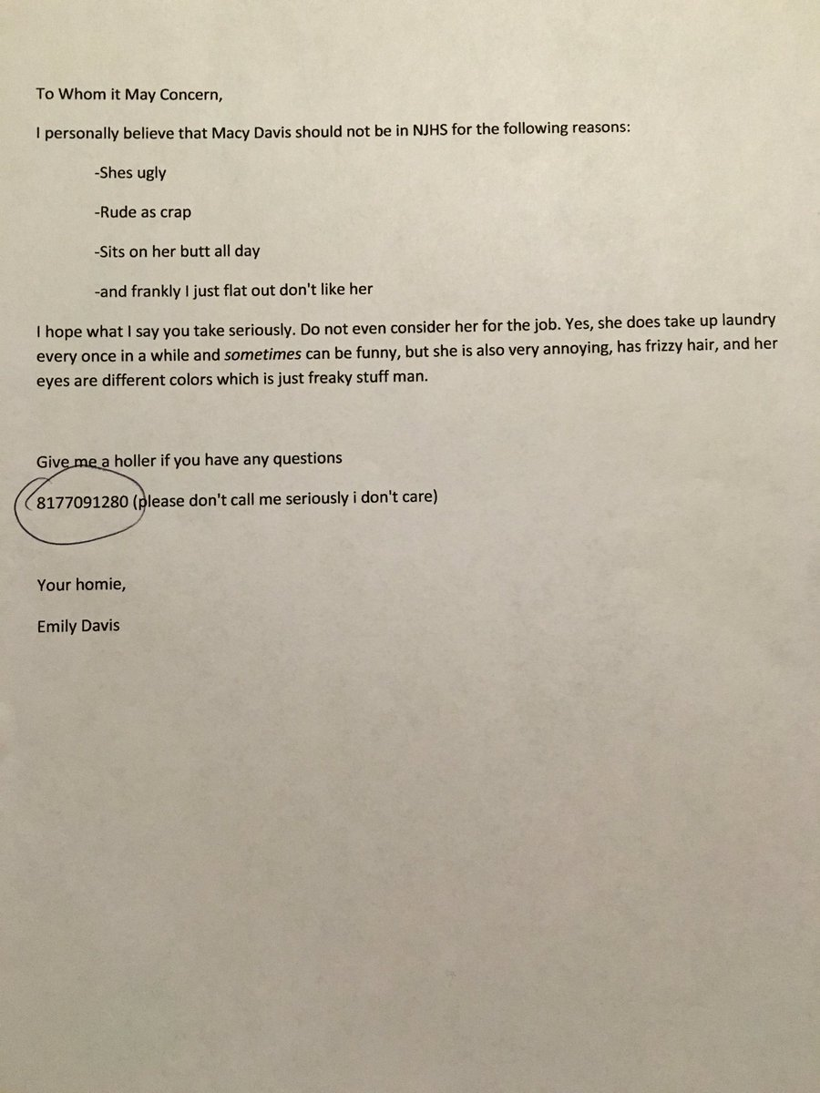 Funny Reference Letter Image Collections Format Formal